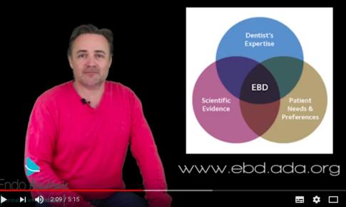 #35-L'Endodontie Evidence Based, de quoi parle-t-on ?